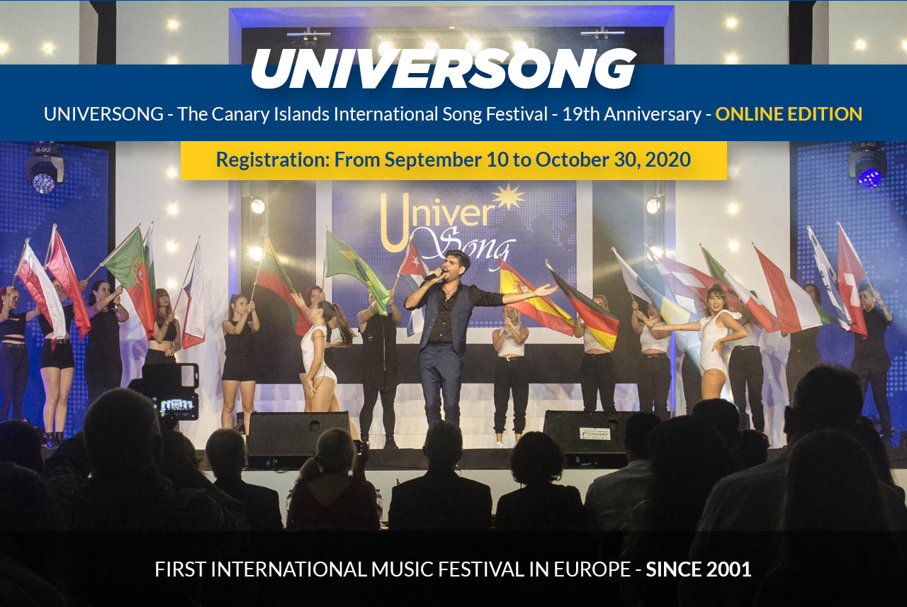 Universong 2020 Online